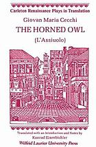 The horned owl = L'Assiuolo