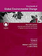 Responding to global environmental change