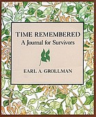 Time remembered : a journal for survivors