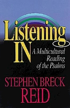 Listening in : a multicultural reading of the Psalms