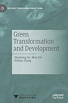 Green Transformation and Development