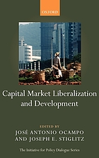 Capital Market Liberalization and Development.