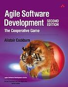 Agile software development : the cooperative game