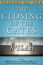 The closing of the gates : N'ilah