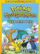 Pokémon mystery dungeon : explorers of sky.