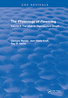 The physiology of flowering. Volume II, Transition to reproductive growth