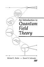 An Introduction To Quantum Field Theory.