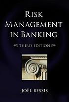 Risk Management in Banking.