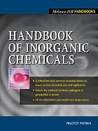 Handbook of inorganic chemical compounds