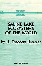 Saline lake ecosystems of the world