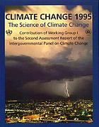 Climate change 1995 : the science of climate change
