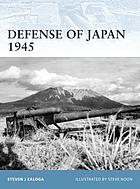 Defense of Japan, 1945