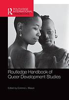 Routledge handbook of queer development studies