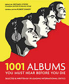 1001 albums : you must hear before you die