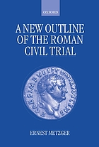 A new outline of the Roman civil trial