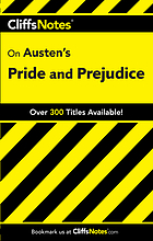 CliffsNotes, Pride and prejudice