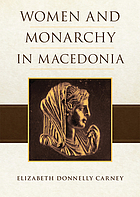 Women and monarchy in Macedonia