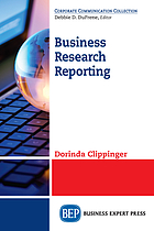 Business Research Reporting.