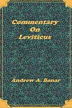Exposition of Leviticus
