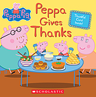 Peppa gives thanks