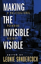 Making the invisible visible : a multicultural planning history