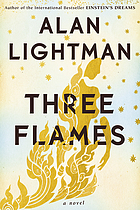 Three flames : a novel