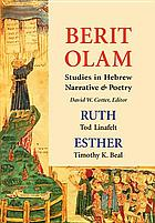 Ruth. : And Esther / Timothy K. Beal