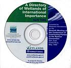 A directory of wetlands of international importance