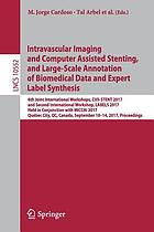 Intravascular imaging and computer assisted stenting, and large-scale annotation of biomedical data and expert label synthesis : 6th Joint International Workshops, CVII-STENT 2017 and second International Workshop, LABELS 2017, held in conjunction with MICCAI 2017, Québec City, QC, Canada, September 10-14, 2017, Proceedings