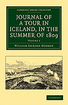 Journal of a tour in iceland, in the summer of 1809.