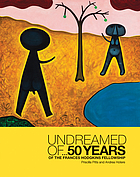 Undreamed of ... 50 years of the Frances Hodgkins Fellowship