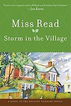 Storm in the village,