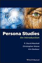 Persona studies : an introduction