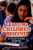 Leaving children behind : how