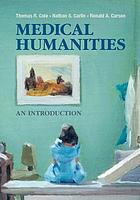 Medical humanities : an introduction