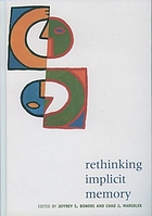 Rethinking implicit memory