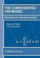 The cointegrated VAR model : methodology and applications
