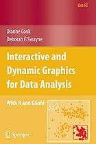 Interactive and Dynamic Graphics for Data Analysis : with R and GGobi