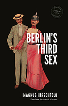 Berlin's third sex