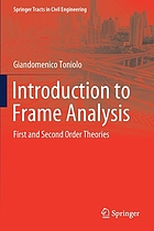 Introduction to frame analysis : first and second order theories