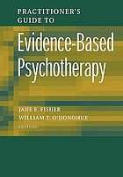 Practitioner's guide to evidence-based psychotherapy