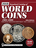 2018 standard catalog of world coins. 1901-2000