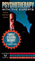 Family systems therapy