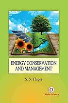 Energy Conservation and Management.