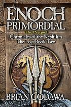 Enoch primordial : the lost book (two)