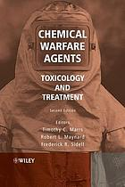 Chemical warfare agents : toxicology and treatment