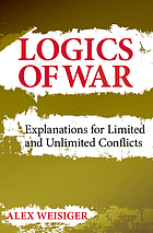 Logics of War.