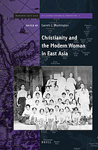 Christianity and the modern woman in East Asia