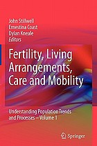 Fertility, living arrangements, care and mobility