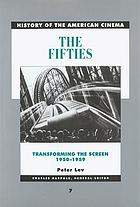 History of the American cinema.